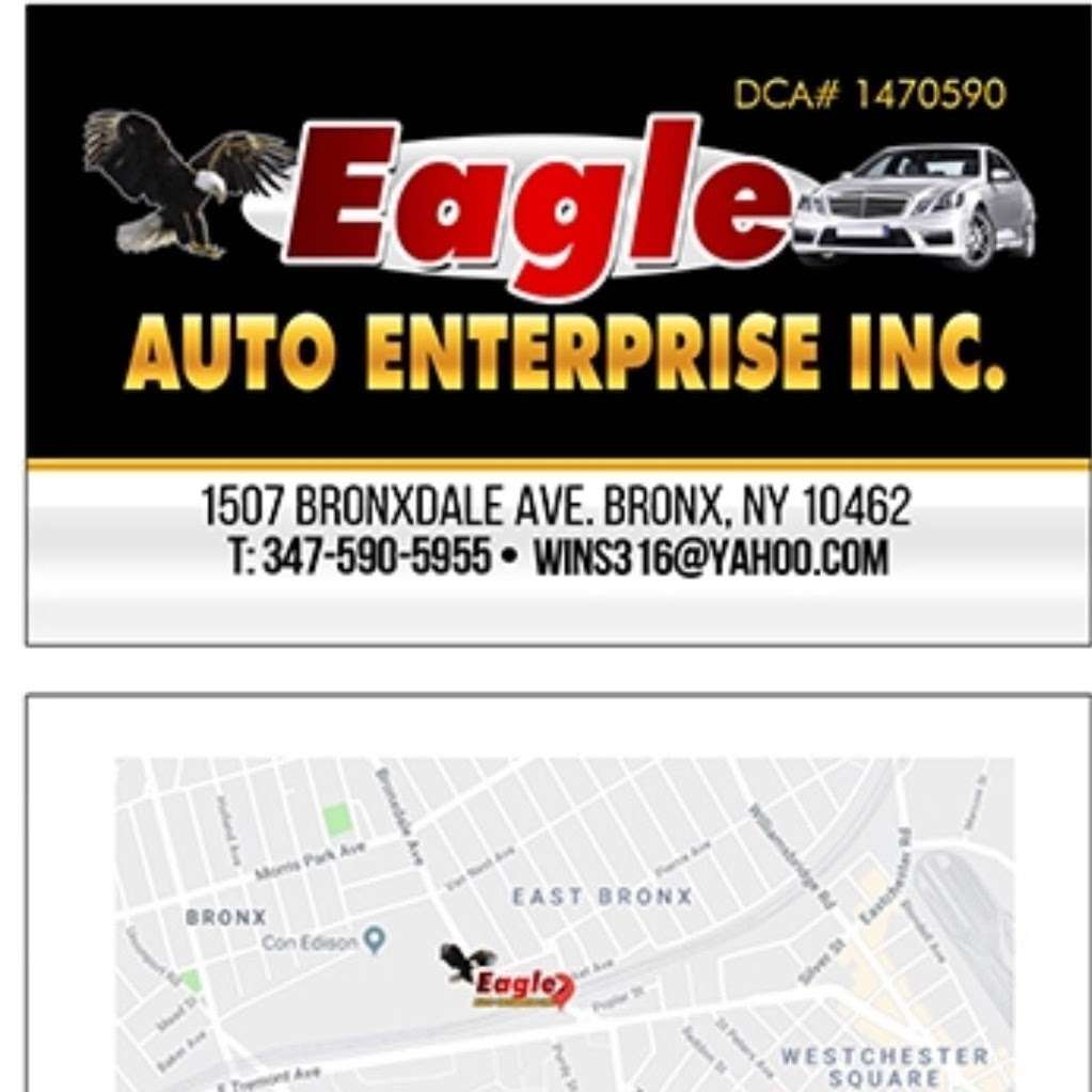 Eagle Auto Enterprise - car dealer  | Photo 3 of 3 | Address: 1507 Bronxdale Ave, The Bronx, NY 10462, USA | Phone: (347) 590-5955