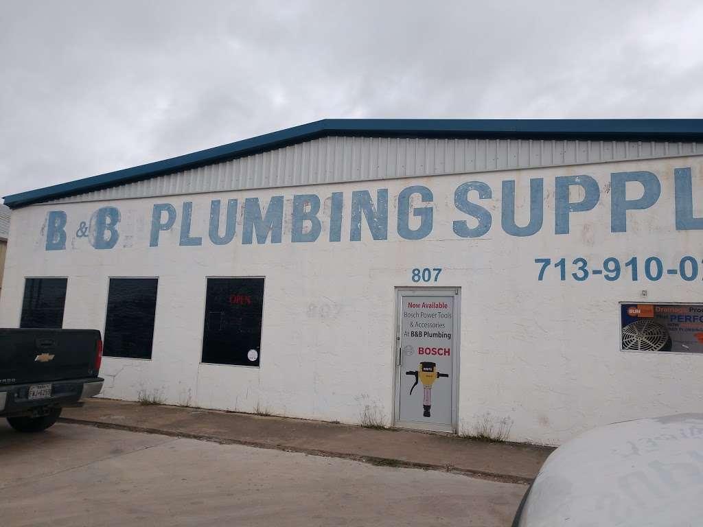 B & B Plumbing Supply Inc - hardware store  | Photo 2 of 6 | Address: 807 Spencer Hwy, South Houston, TX 77587, USA | Phone: (713) 910-0232