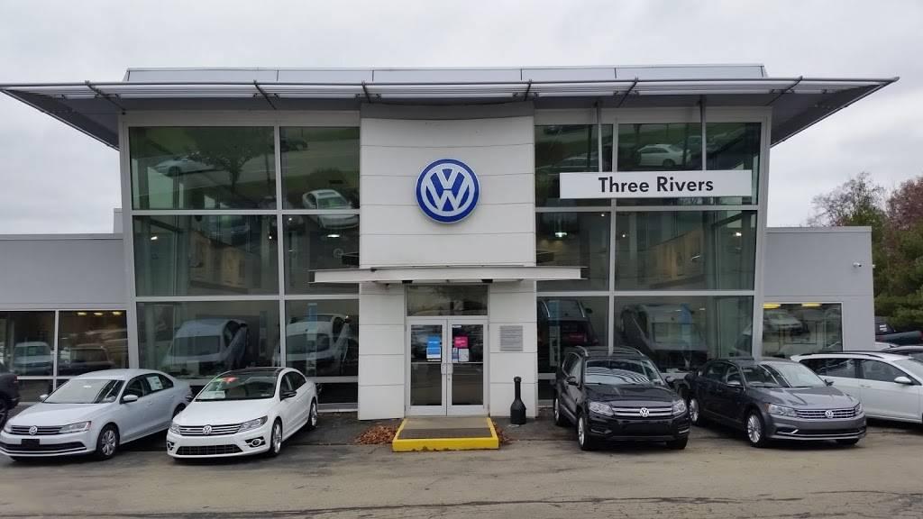 Three Rivers Volkswagen - car dealer  | Photo 6 of 8 | Address: 3694 Washington Rd, McMurray, PA 15317, USA | Phone: (724) 941-6100