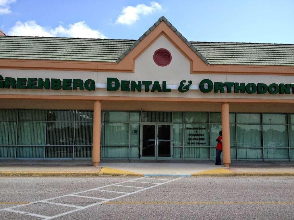 Greenberg Dental and Orthodontics - dentist    Photo 3 of 7   Address: 7319 W Colonial Dr, Orlando, FL 32818, USA   Phone: (407) 294-9200