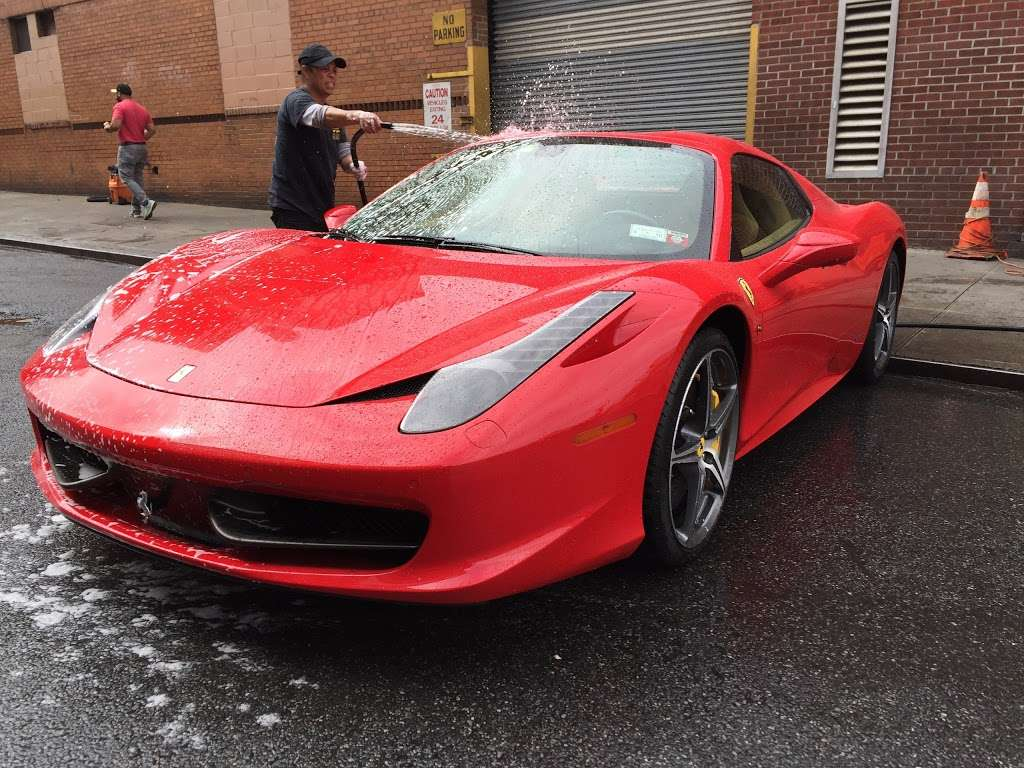 Westside Highway Car Wash - car wash  | Photo 5 of 10 | Address: 638 W 46th St, New York, NY 10036, USA | Phone: (212) 757-1141