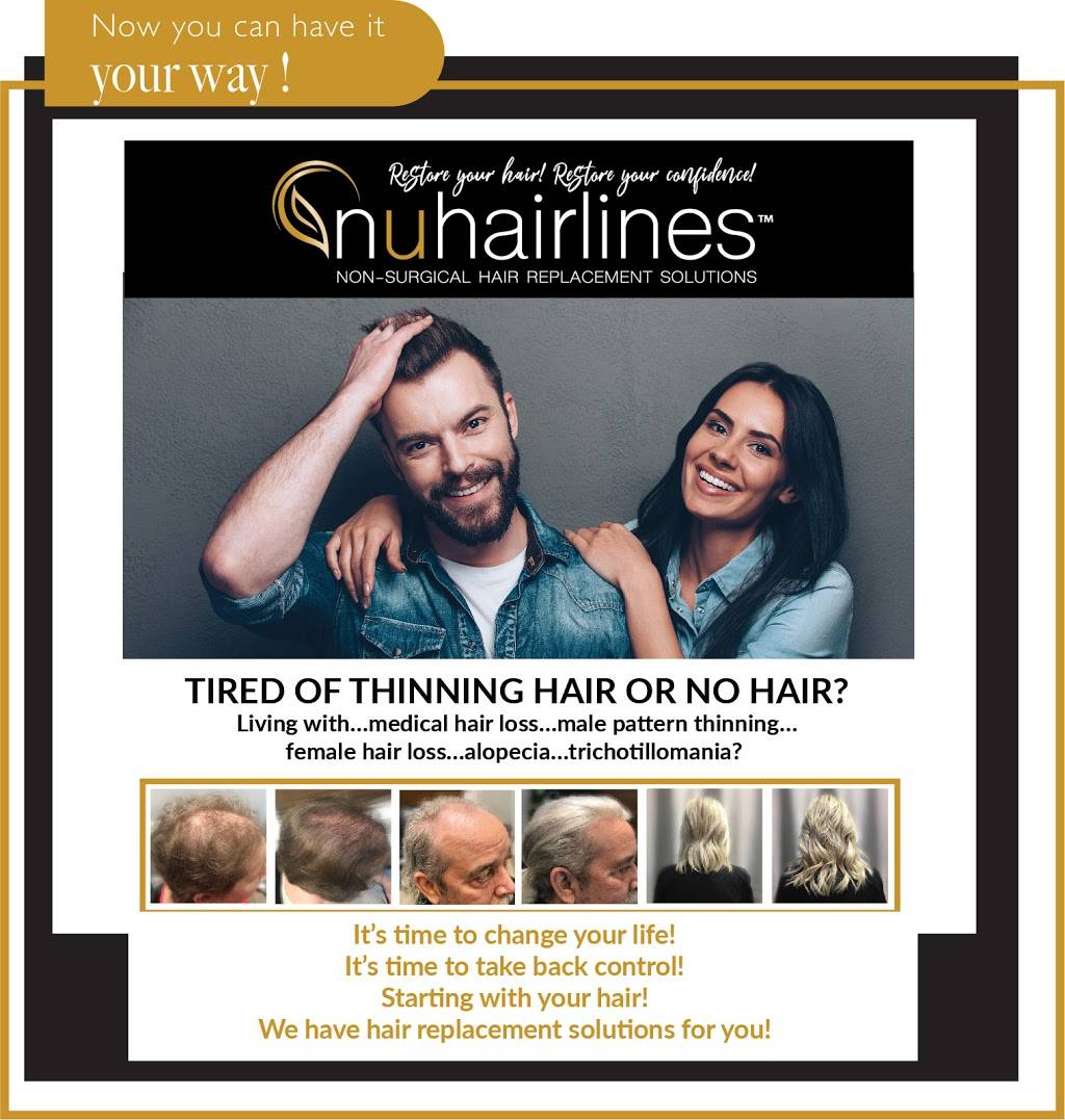 NUHAIRLINES - Non Surgical Hair Replacement Solutions - hair care  | Photo 6 of 10 | Address: 9689 N. Hayden Rd. Ste. 100 In the Salon Boutique Building Suite #10, Scottsdale, AZ 85258, USA | Phone: (480) 850-3120