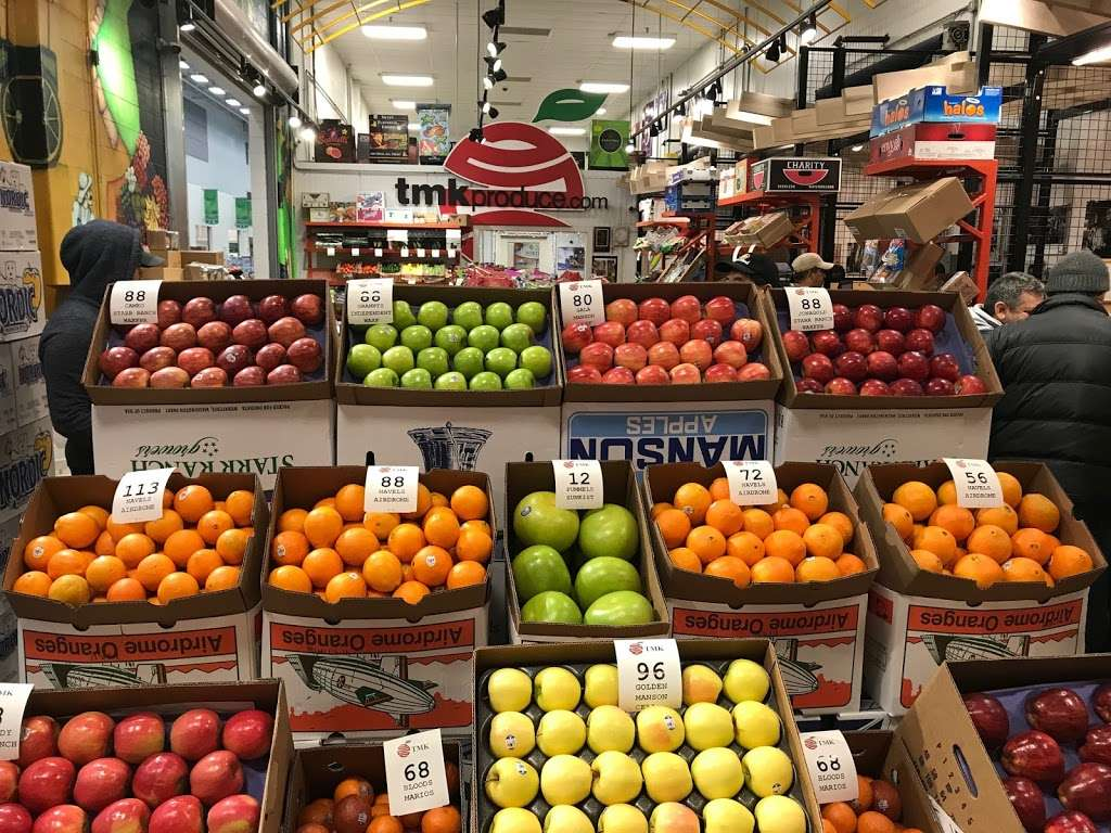 T. M. Kovacevich Wholesale Fruit and Produce - store  | Photo 6 of 10 | Address: 6700 Essington Ave, Philadelphia, PA 19153, USA | Phone: (215) 336-3160