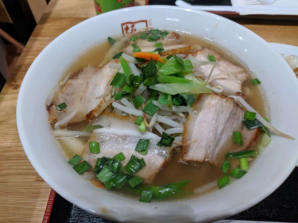 Kitakata Ramen Ban Nai - restaurant  | Photo 5 of 10 | Address: 420 Grand St, Jersey City, NJ 07302, USA | Phone: (201) 763-7119