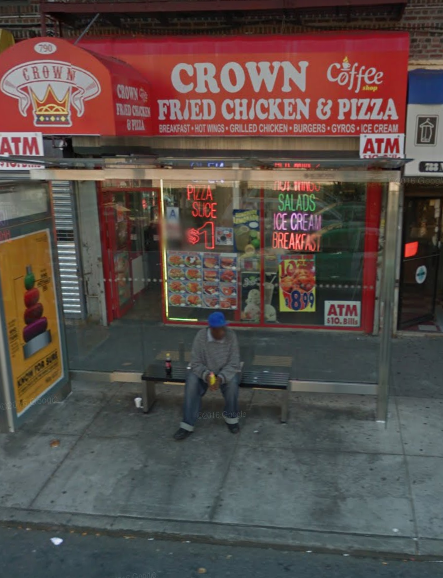 Crown Fried Chicken & Pizza - meal delivery  | Photo 3 of 10 | Address: 790 New Lots Ave, Brooklyn, NY 11208, USA | Phone: (718) 484-1955