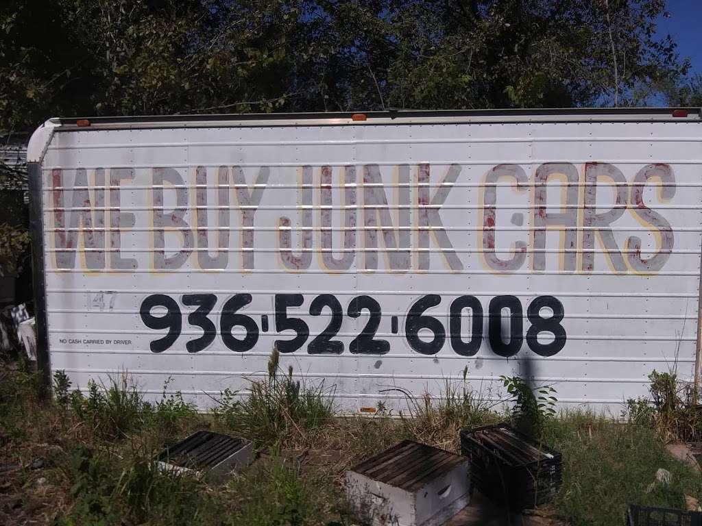 WE BUY JUNK CARS - car repair    Photo 2 of 2   Address: 11595 Hwy 105 E, Conroe, TX 77306, USA   Phone: (936) 522-6008