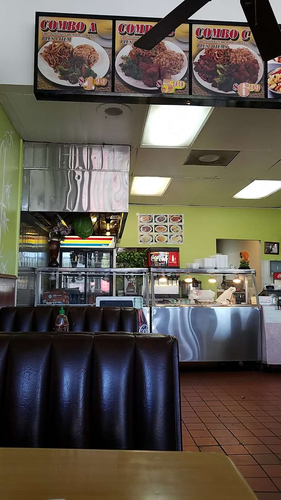 Donuts and Fast Chinese Food - restaurant  | Photo 3 of 10 | Address: 1032 E Avenida De Los Arboles, Thousand Oaks, CA 91360, USA | Phone: (805) 241-7761