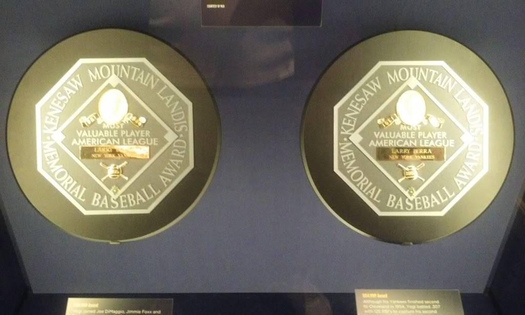 Yogi Berra Museum - museum  | Photo 7 of 8 | Address: 8 Yogi Berra Drive, Little Falls, NJ 07424, USA | Phone: (973) 655-2378