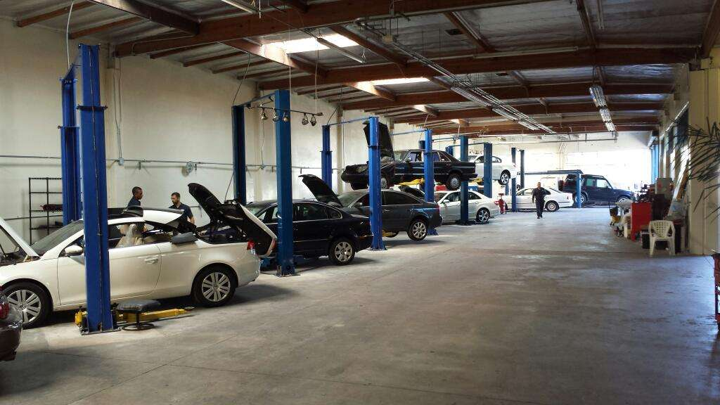 BM European Car Service - car repair  | Photo 2 of 10 | Address: 17120 S Figueroa St, Gardena, CA 90248, USA | Phone: (310) 324-4004