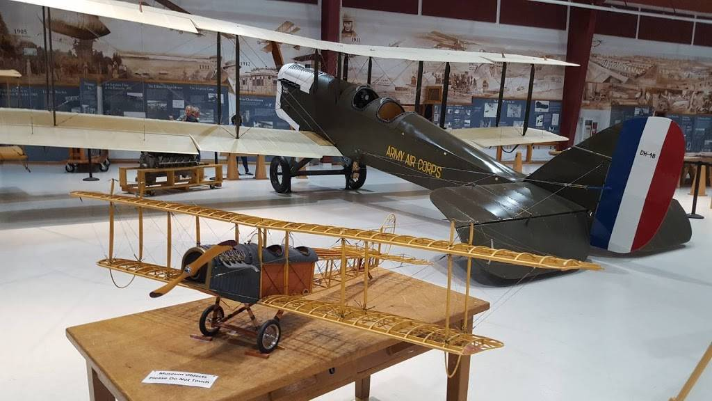 Pearson Air Museum - museum  | Photo 4 of 9 | Address: 1115 E 5th St, Vancouver, WA 98661, USA | Phone: (360) 816-6232