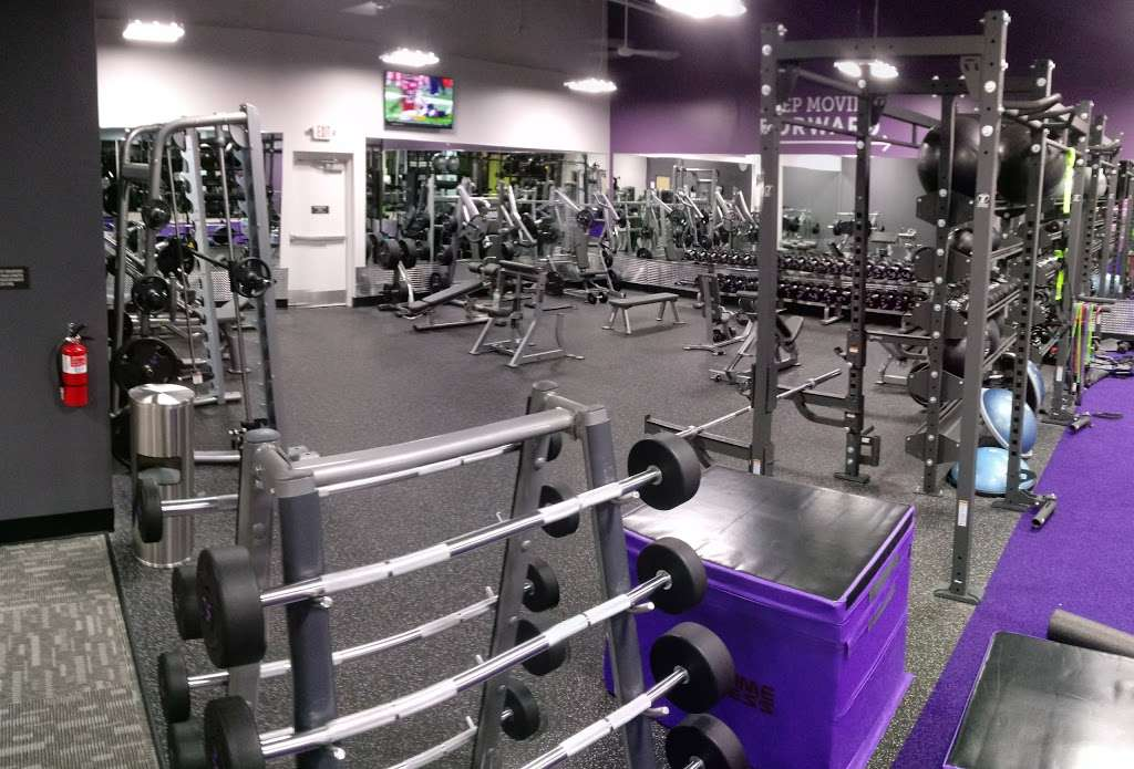Anytime Fitness 6270 Bayfield Pkwy Concord Nc 28027 Usa