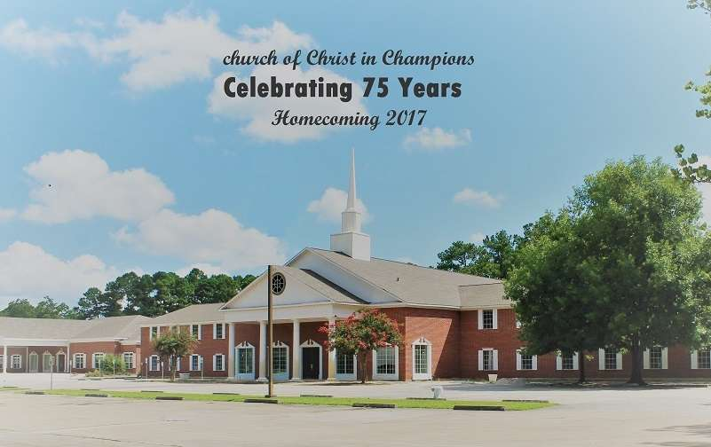 Church of Christ in Champions - church  | Photo 1 of 10 | Address: 13902 Cutten Rd, Houston, TX 77069, USA | Phone: (281) 440-9898