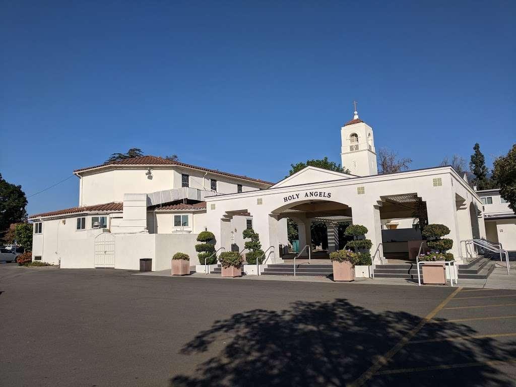Holy Angels Catholic Church - church  | Photo 4 of 10 | Address: 370 Campus Dr, Arcadia, CA 91007, USA | Phone: (626) 447-1671