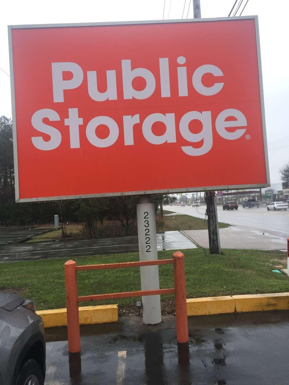 Public Storage, 20 Kuykendahl Rd, Tomball, TX 20, USA