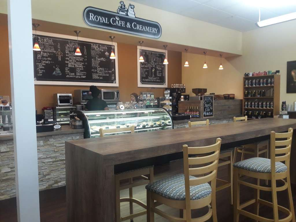 Royal Cafe & Creamery - cafe  | Photo 7 of 10 | Address: 11307 Manklin Creek Rd, Ocean Pines, MD 21811, USA | Phone: (410) 208-6200