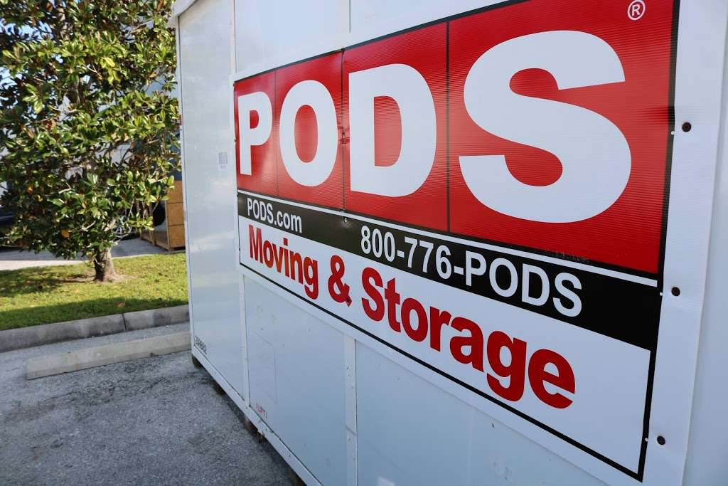 PODS - moving company  | Photo 4 of 5 | Address: 5479 Leeper Dr, West Palm Beach, FL 33407, USA | Phone: (877) 770-7637