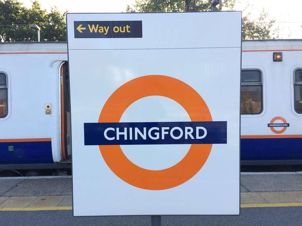 Chingford - train station  | Photo 6 of 10 | Address: London E4 6AL, UK