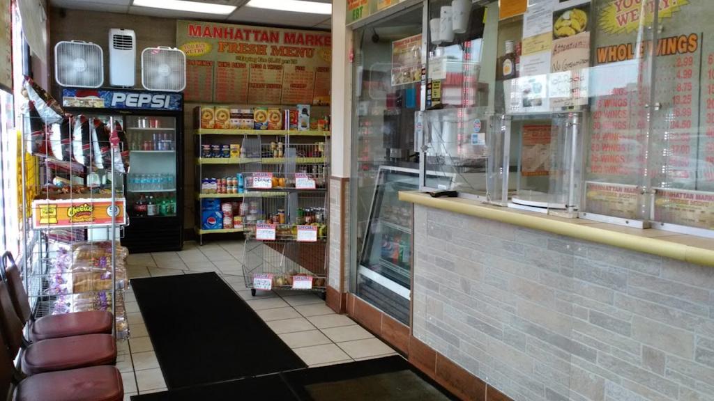 Manhattan Fish & Chicken Market - restaurant  | Photo 2 of 5 | Address: 13224 Woodward Ave, Highland Park, MI 48203, USA | Phone: (313) 866-4000