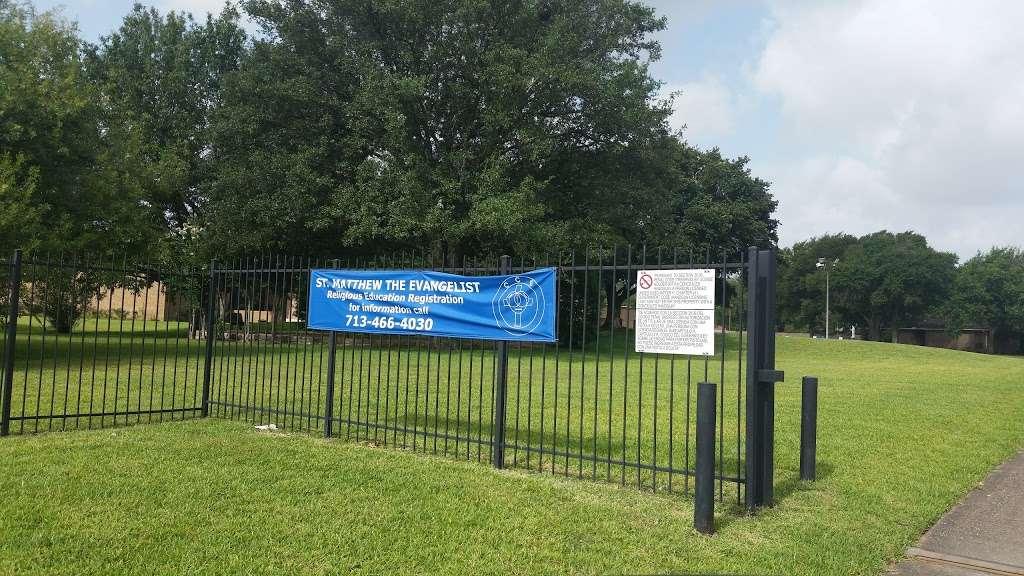 St. Matthew the Evangelist Catholic Church - church  | Photo 2 of 10 | Address: 9915 Hollister St, Houston, TX 77040, USA | Phone: (713) 466-4030