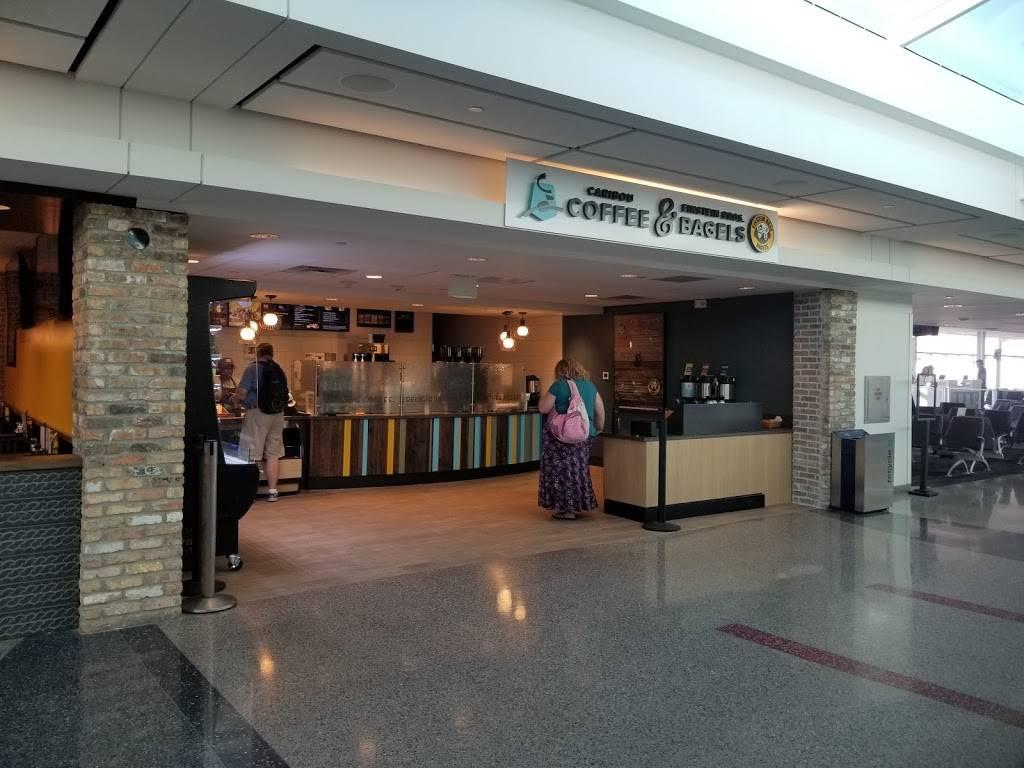 Coffee & Bagels - bakery  | Photo 1 of 10 | Address: 7777 E Apache Street Terminal A, Tulsa, OK 74115, USA | Phone: (800) 224-3563