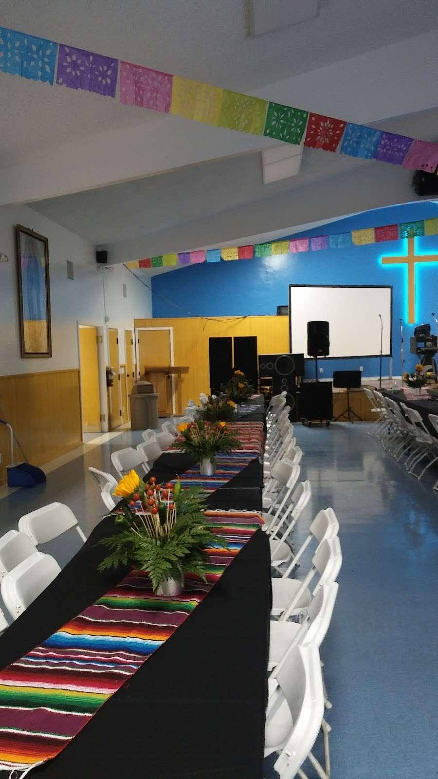 Holy Family Catholic Church - church  | Photo 7 of 10 | Address: 1011 E L St, Wilmington, CA 90744, USA | Phone: (310) 834-6333