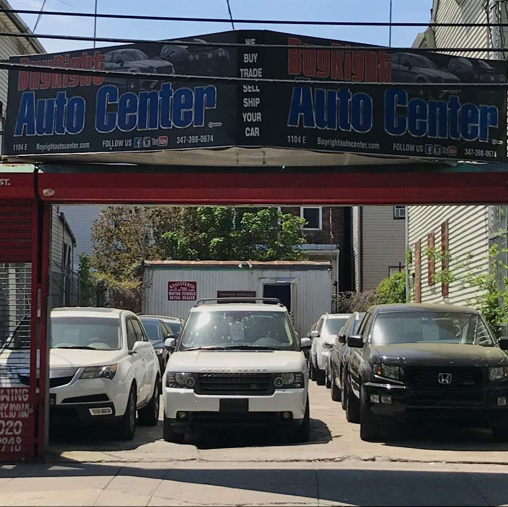 Buy Right Auto Center, 1104 E 180th St, The Bronx, NY