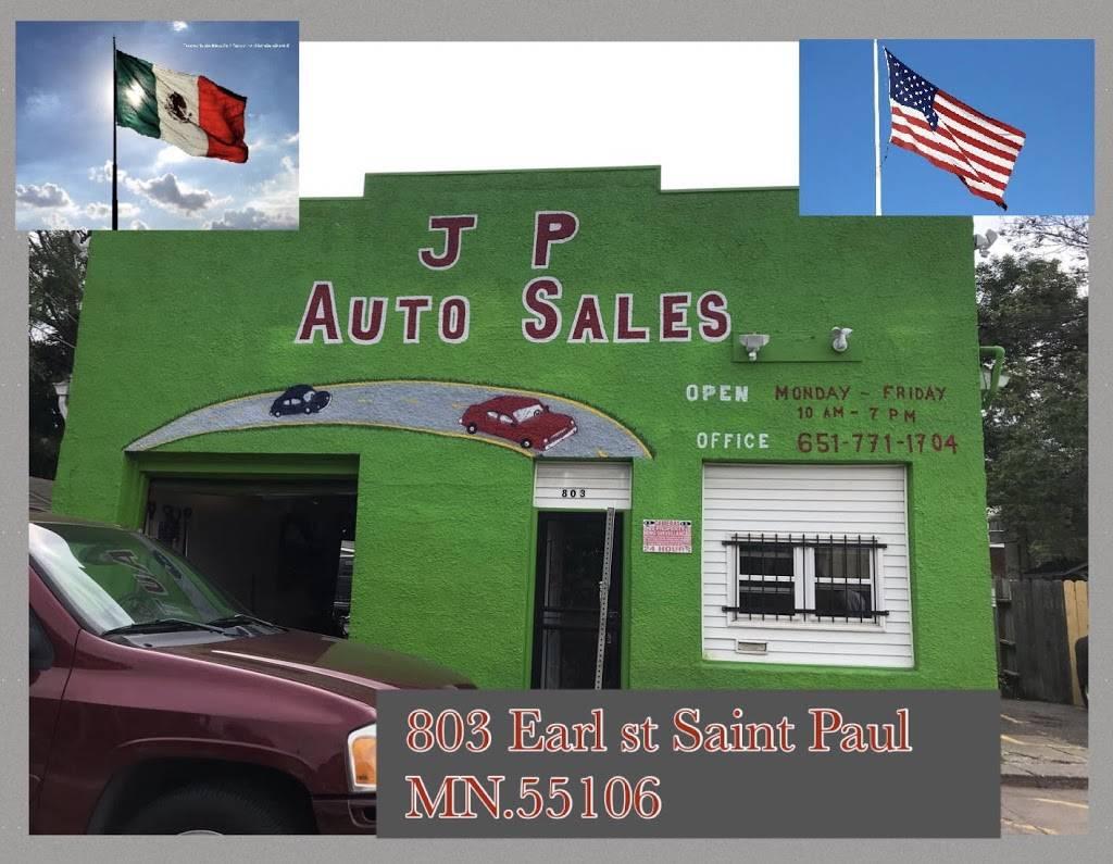 JP Auto Sales - car dealer  | Photo 3 of 3 | Address: 803 Earl St, St Paul, MN 55106, USA | Phone: (651) 771-1704