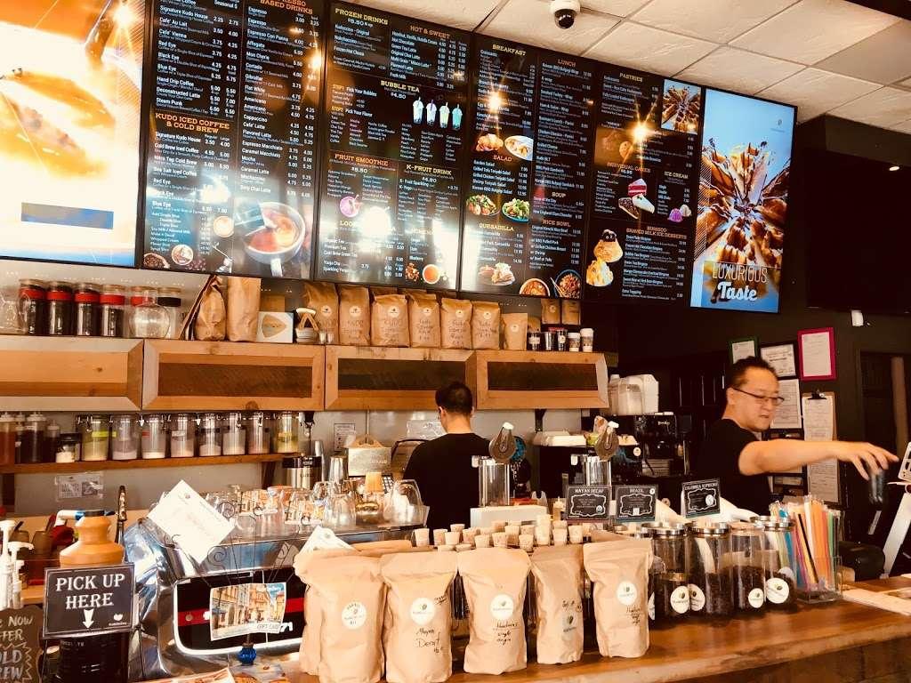 Kudo Society Cafe - cafe    Photo 6 of 10   Address: 138 W Central Blvd, Palisades Park, NJ 07650, USA   Phone: (201) 242-0001