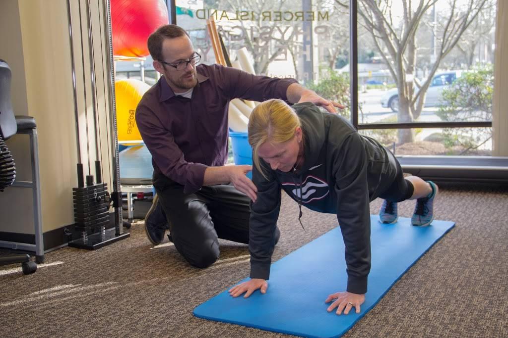 Mercer Island Physical Therapy - health  | Photo 6 of 8 | Address: 7900 SE 28th St Suite 102, Mercer Island, WA 98040, USA | Phone: (206) 232-9045