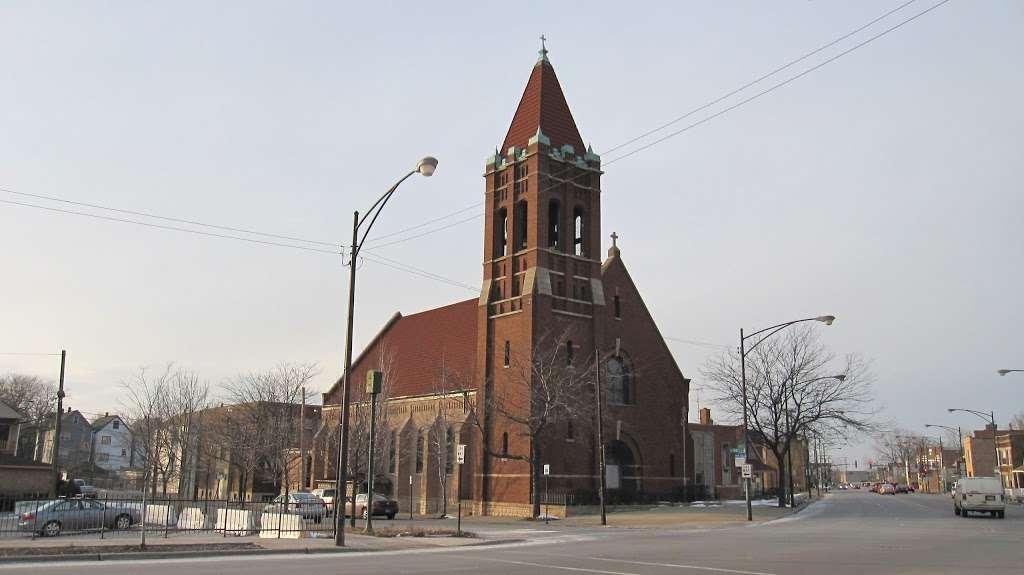 St. George Roman Catholic Church - church  | Photo 3 of 10 | Address: 9546 S Ewing Ave, Chicago, IL 60617, USA | Phone: (773) 734-0554