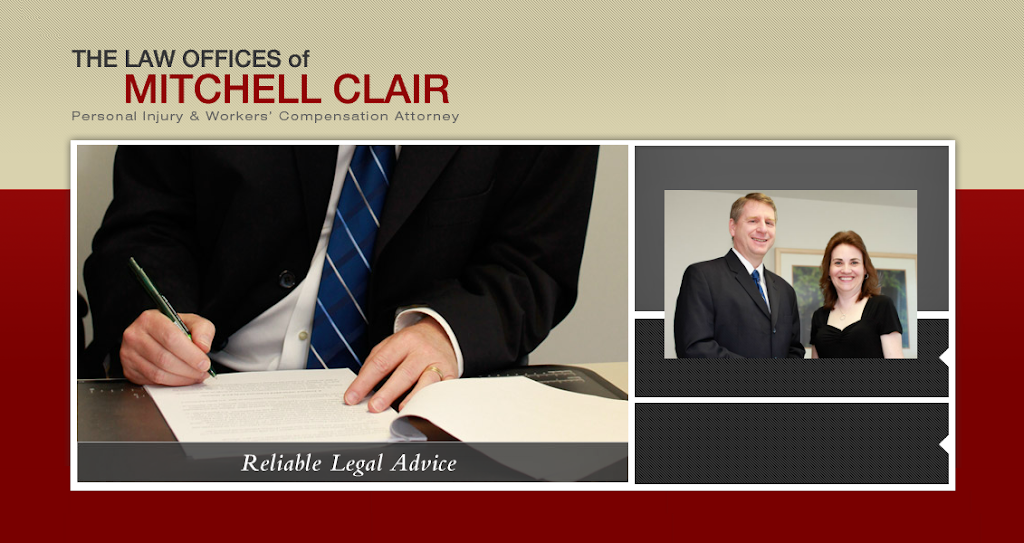 The Law Offices Of Mitchell Clair - lawyer  | Photo 4 of 4 | Address: 930 Harvest Dr #160, Blue Bell, PA 19422, USA | Phone: (610) 940-5400