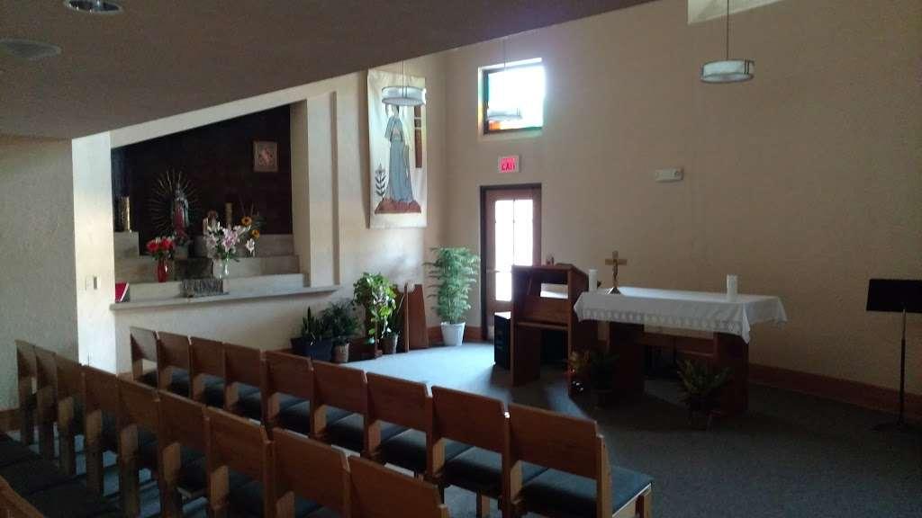 Good Shepherd Catholic Church - church  | Photo 7 of 10 | Address: 12800 W 75th St, Shawnee, KS 66216, USA | Phone: (913) 631-7116