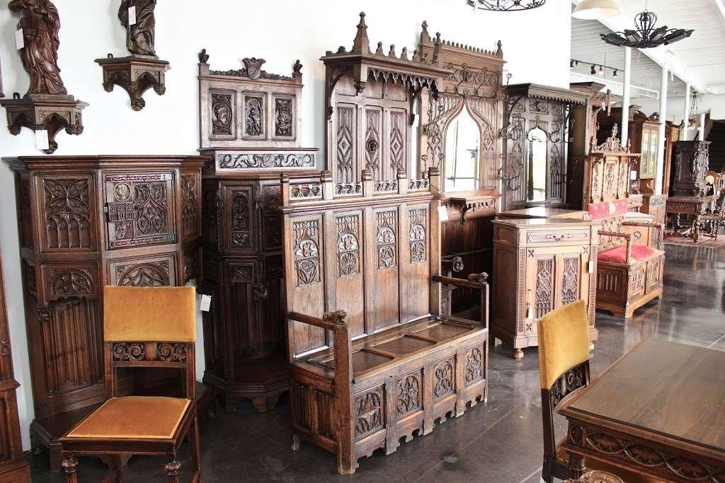 Parris European Antiques Furniture Store 800 E Dyer Rd Santa