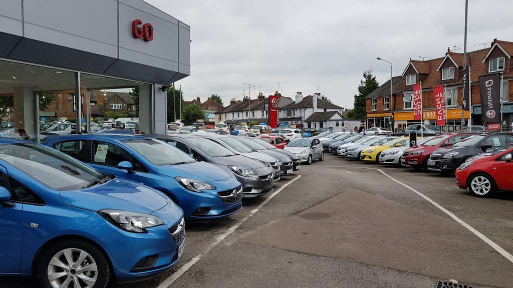 GO Vauxhall Sevenoaks - car dealer  | Photo 9 of 10 | Address: Mill Rd, Dunton Green, Sevenoaks TN13 2UZ, UK | Phone: 01732 449947