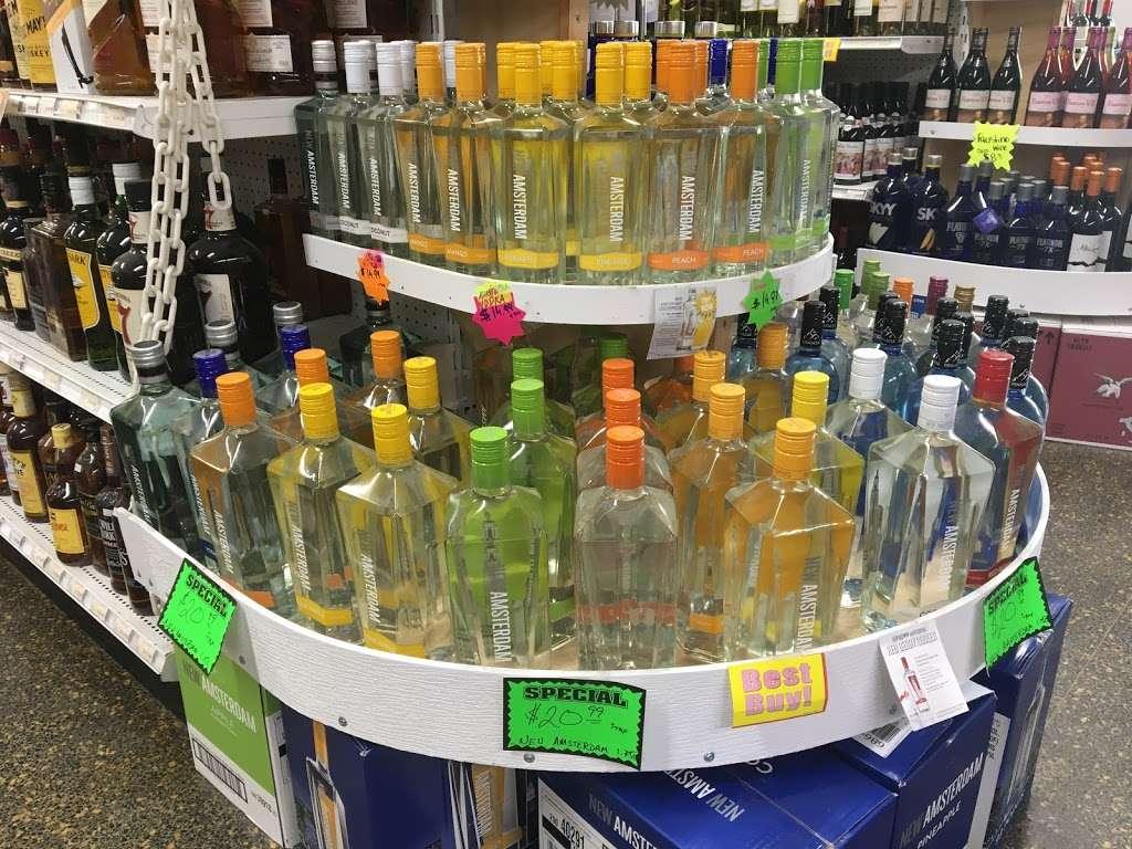 Bottle Liquor Store - store  | Photo 6 of 10 | Address: 550 Lexington Ave, Clifton, NJ 07011, USA | Phone: (973) 246-9159