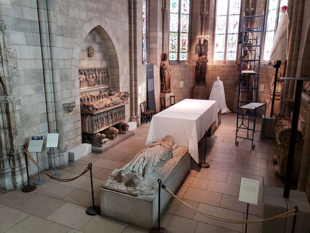 The Met Cloisters - museum  | Photo 2 of 10 | Address: 99 Margaret Corbin Dr, New York, NY 10040, USA | Phone: (212) 923-3700