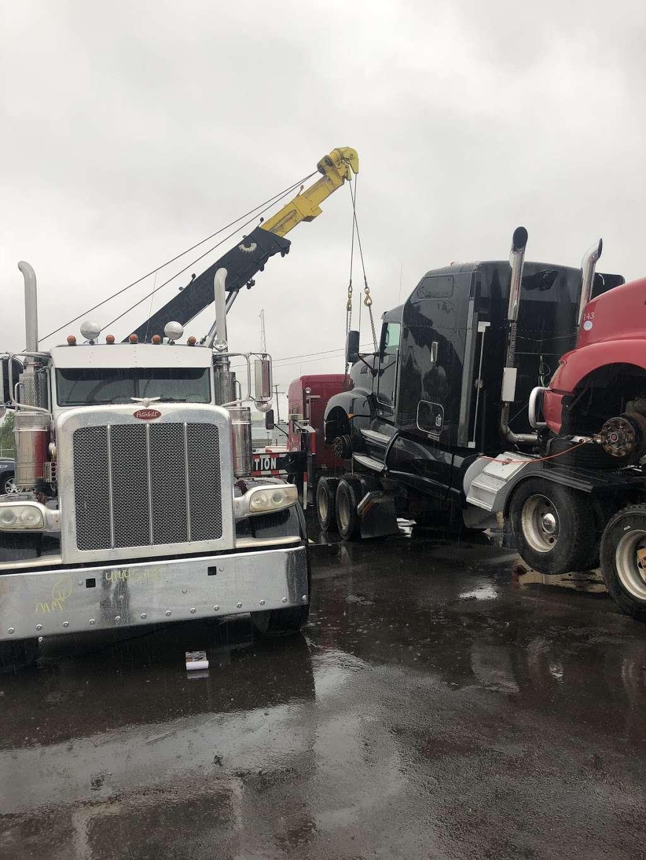 Macer Truck and Trailer Repair Shop - car repair  | Photo 2 of 10 | Address: 7800 Melton Rd, Gary, IN 46403, USA | Phone: (219) 746-4487