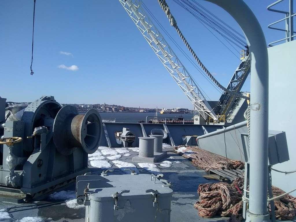 Bayonne Dry-Dock & Repair Inc - store  | Photo 7 of 10 | Address: 100 Military Ocean Term St, Bayonne, NJ 07002, USA | Phone: (201) 823-9295