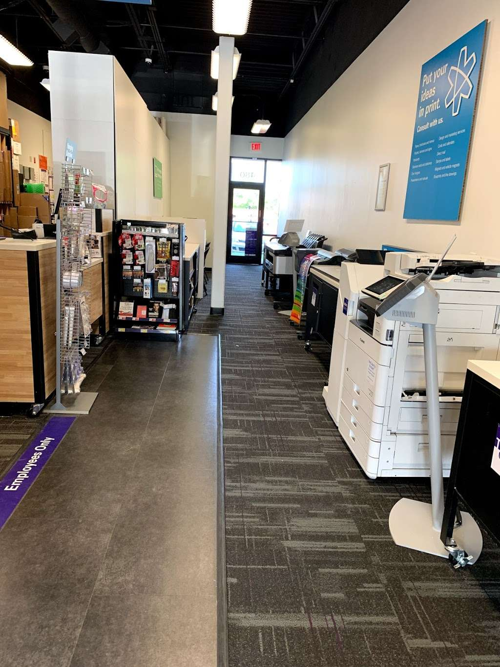 FedEx Office Print & Ship Center - store    Photo 1 of 10   Address: 240 N Denton Tap Rd #470, Coppell, TX 75019, USA   Phone: (972) 304-3963