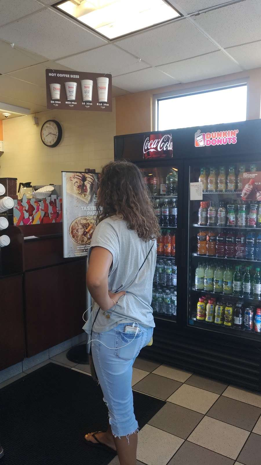 Dunkin Donuts - cafe  | Photo 10 of 10 | Address: 402 Grand St #436, Jersey City, NJ 07302, USA | Phone: (201) 309-0777