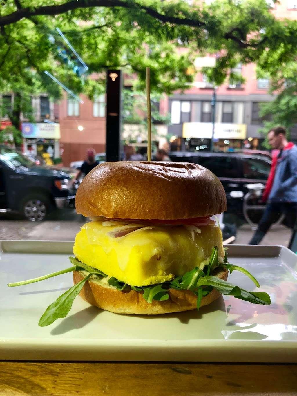 Fat Cat Kitchen - cafe  | Photo 8 of 10 | Address: 223 E 14th St, New York, NY 10003, USA | Phone: (212) 235-1994