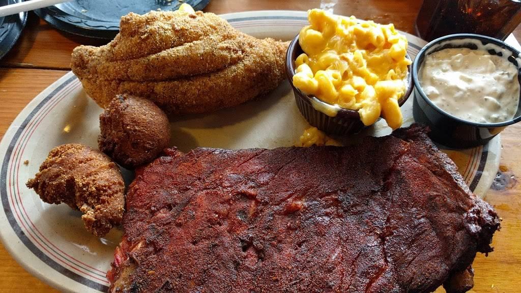Corkys Ribs & BBQ - restaurant  | Photo 3 of 4 | Address: 6434 Goodman Rd, Olive Branch, MS 38654, USA | Phone: (662) 893-3663