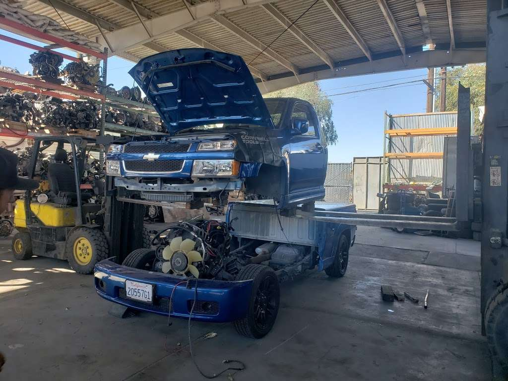 SRT AUTO WRECKING - car repair  | Photo 6 of 10 | Address: 15614 Arrow Route unit b, Fontana, CA 92335, USA | Phone: (909) 346-0004