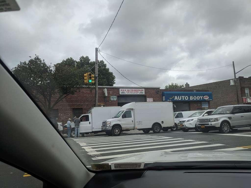 Ozone Auto Body - car repair  | Photo 3 of 4 | Address: 12507 Rockaway Blvd, Jamaica, NY 11420, USA | Phone: (718) 323-4780