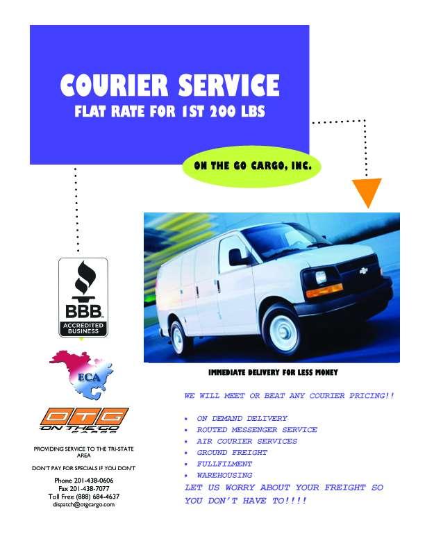On The Go Cargo, Inc. - moving company  | Photo 7 of 7 | Address: 463 Barell Ave, Carlstadt, NJ 07072, USA | Phone: (201) 438-0606