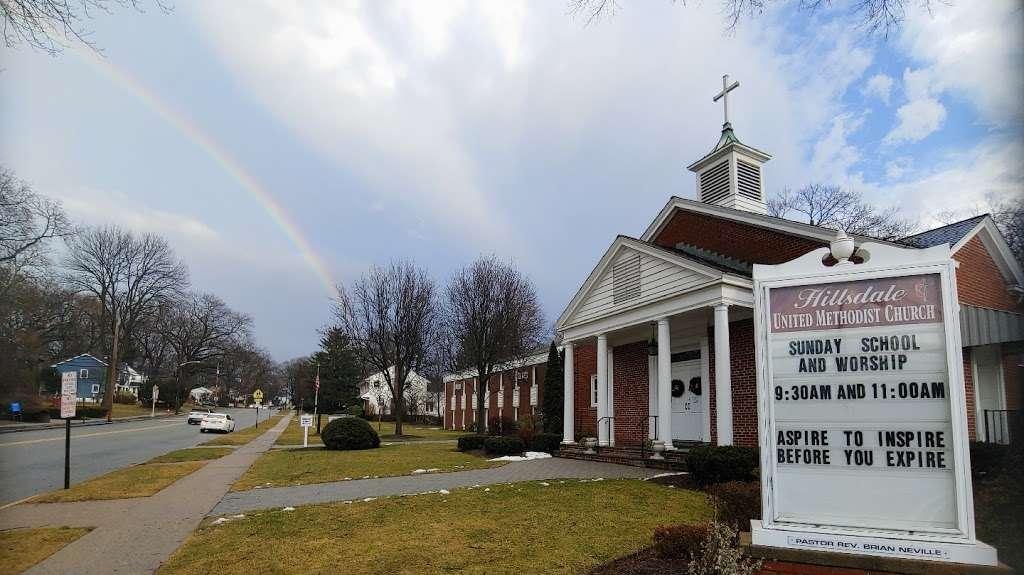 Hillsdale United Methodist Church - church    Photo 1 of 10   Address: 349 Hillsdale Ave, Hillsdale, NJ 07642, USA   Phone: (201) 664-5231