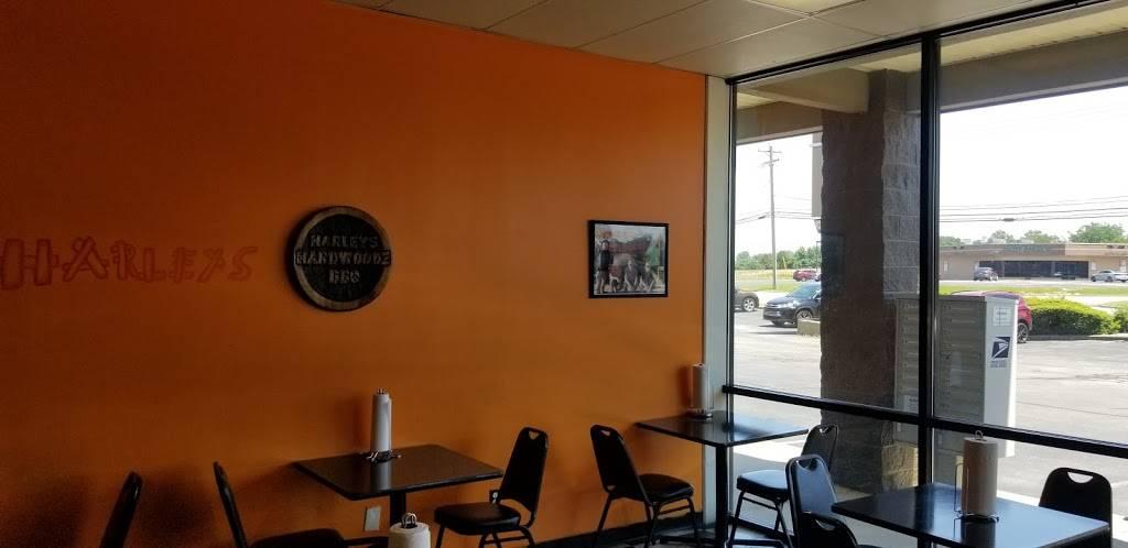 Harleys Hardwoodz BBQ - restaurant  | Photo 3 of 10 | Address: 1611 Charlestown New Albany Rd, Jeffersonville, IN 47130, USA | Phone: (812) 284-4490