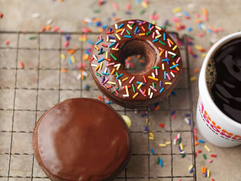 Dunkin Donuts - cafe  | Photo 7 of 10 | Address: 1935 E Osceola Pkwy, Buena Ventura Lakes, FL 34743, USA | Phone: (407) 348-7822