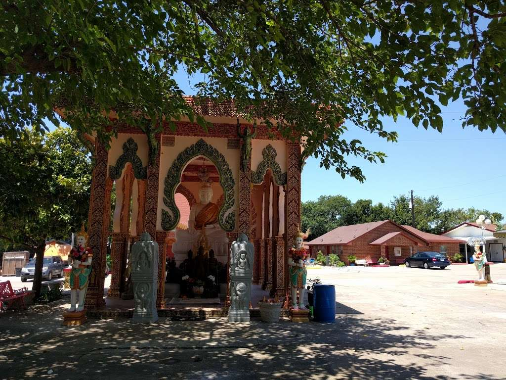 Cambodia Buddhist - museum  | Photo 2 of 10 | Address: 5701 Crystal Lake Blvd, Dallas, TX 75236, USA