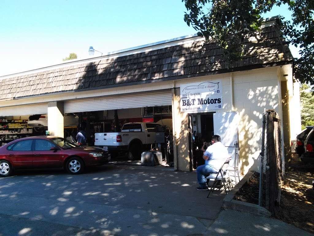 Pleasanton Smog and Repair - car repair  | Photo 2 of 9 | Address: 4262 Stanley Blvd, Pleasanton, CA 94566, USA | Phone: (925) 249-9300